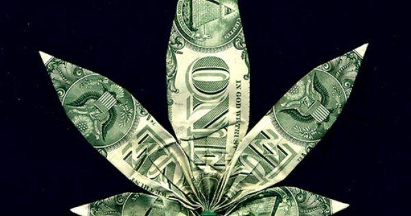 Dollar Bill Marijuana Pot Leaf | Good stuff | Pinterest ...