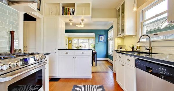 galley kitchen | kitchen | Pinterest | Kitchens, Galley Kitchens and ...