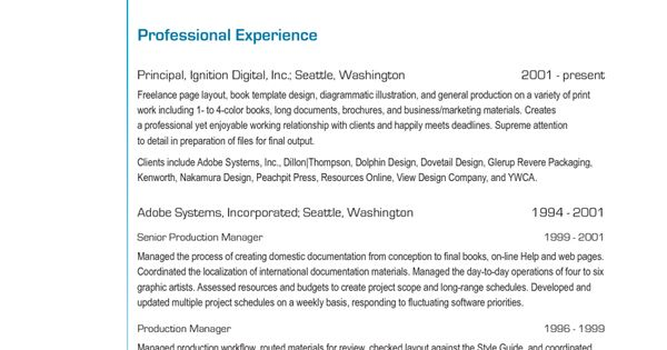 10 Localization Project Manager Resume