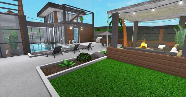 Everything Bloxburg Bloxburgnews Twitter House Layouts House Designs Exterior Unique House Design