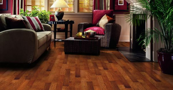 Liking The Darkness Of The Flooring And Also The Contrasting Color Of The Planks Looks Good With The Dark Fur Maple Hardwood Floors Engineered Hardwood Flooring
