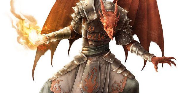 half dragon d&d - Buscar con Google | Draconato ...