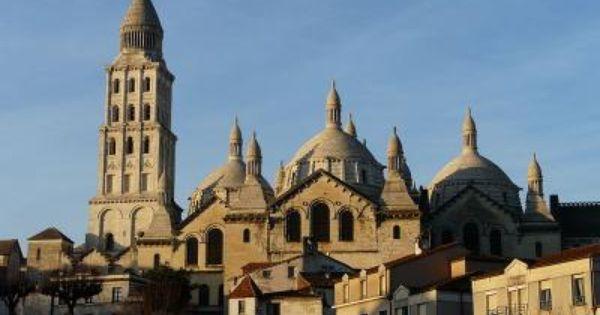 Decouverte Touristique De Perigueux Dordogne Aquitaine Perigueux Cathedrale Dordogne
