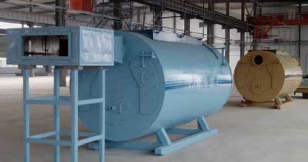 Jenis Boiler Jenis Gedung Kimia