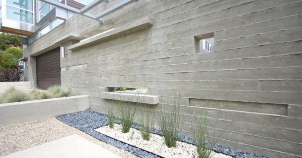 ... de jardin - palissade, mur et brise-vue  Terrasse, Design et Déco