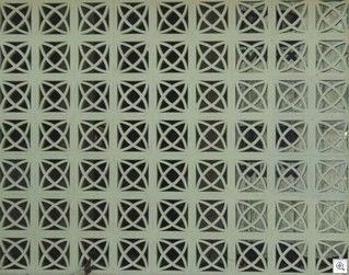 Concrete Block Tijolo Azulejos Fachada