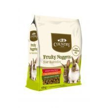 Country Value Fruity Fibre Nuggets For Rabbits 10kg Want