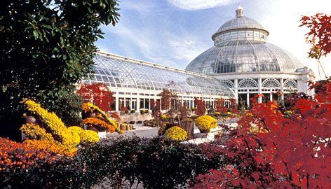 New York Botanical Garden Botanical Garden New York Ny Botanical Garden Beautiful Park
