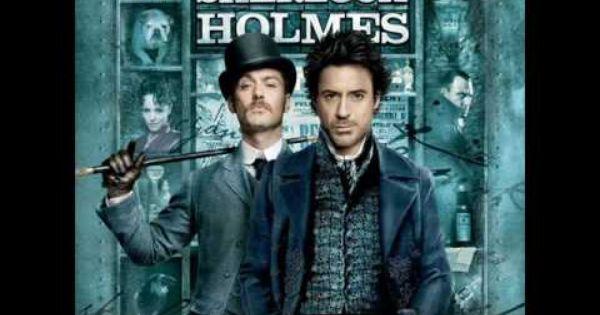 Sherlock Holmes Soundtrack Discombobulate Youtube Com Imagens