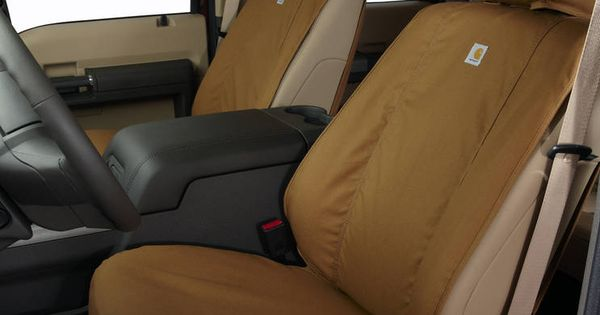 Seat For Ford 881 : Carhartt duck canvas seat covers truck pinterest
