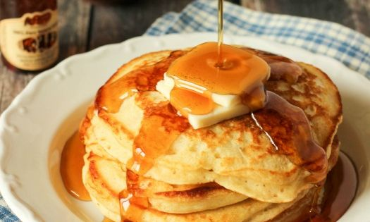 Copycat Cracker Barrel Pancakes | Recipe | Cracker barrel ...