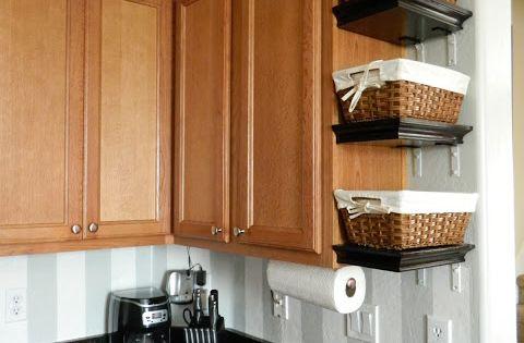 11 Clever Ways To Declutter Kitchen Counters Kitchen