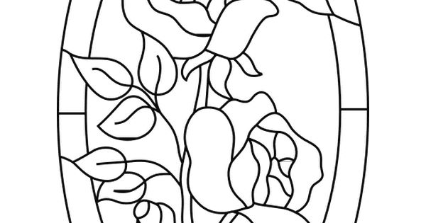 amazing spiez coloring pages | Free Coloring Pages For Adults | stained glass flower ...