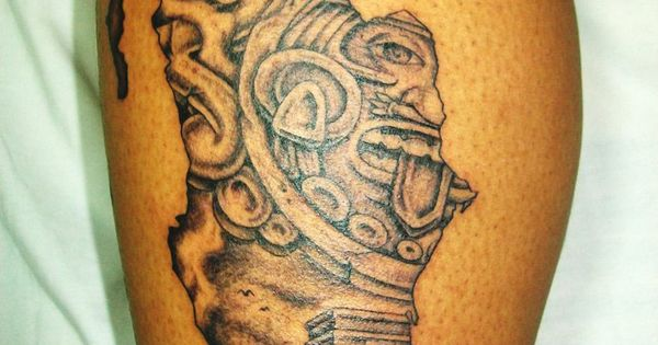 Mexican Style Tattoos | Mexican tattoo, Aztec designs and ...