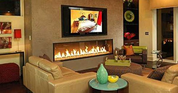 Tv Over Fireplace Ideas An Overview Of Options Contemporary Fireplace Fireplace Design Home