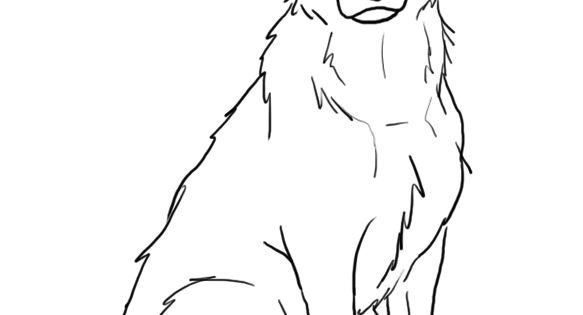 FREE German Shepherd Lines by s1088 Tattoos Pinterest German shepherds Free and Drawings