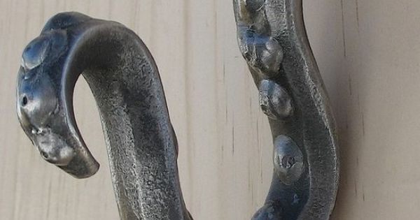 Octopus tentacle wall hook octopi pinterest walls - Octopus towel hooks ...