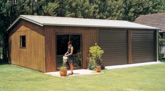Add Sleepout To Your Garage For Overflow Versatile