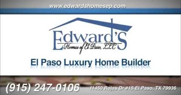 Edward S Homes Specializes In Building New Homes At Affordable