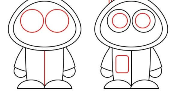 Comment dessiner un astronaute how to draw pinterest astronauts comment and how to draw - Dessiner un astronaute ...