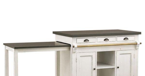k cheninsel mit ausziehbarem tisch kitchen ideas pinterest ausziehbarer tisch k cheninsel. Black Bedroom Furniture Sets. Home Design Ideas