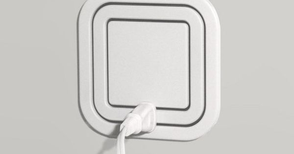 Node Electric Outlet eliminates the need for a power strip. Just plug