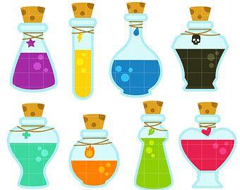 32++ Potion bottle image clipart information