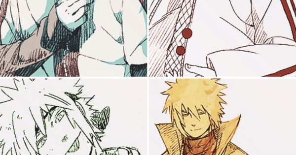 Minato - He would have been such a great dad!