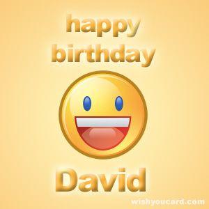 Happy Birthday Davidgarrett Happy Birthday Son Happy