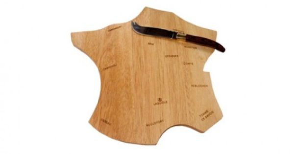 Laguiole France Cheese Board Cheese Knife Laguiole French