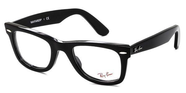 lunette de vue ray ban carre