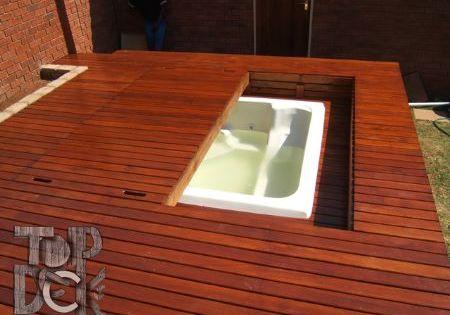 Balcony Jacuzzi Ideas