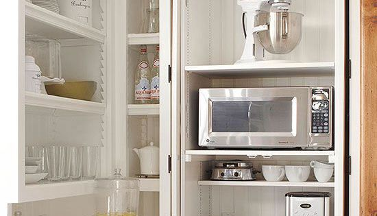 Home Design Ideas Pictures: Storage-Packed Cabinets And Drawers