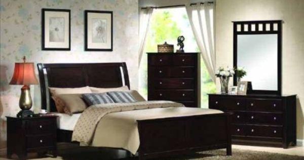 Yuan Tai Furniture Torino Queen Bedroom Set By Yuan Tai Furniture