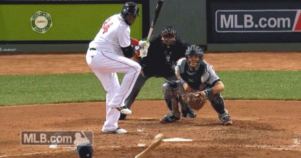 David Ortiz Hits Two Home Runs Against The Tigers Is A Literal Wrecking Ball Beisbol