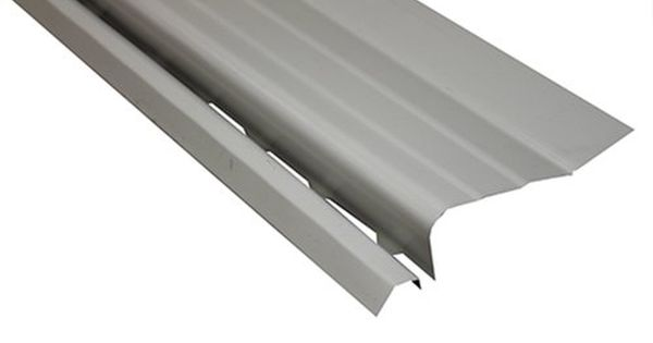 Spectra Metals Solid Aluminum Gutter Cover White To View Further For This Item Visit The Image Link Solid Metal Roofing Gutter