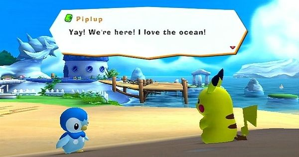 Pokepark 2 Wii Pikachu And Piplup Games Pinterest Pikachu Wii And Pok 233 Mon