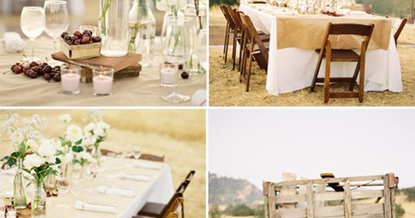 dream outdoor wedding