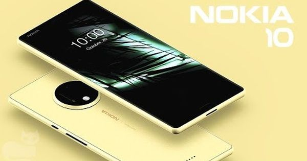Nokia 10 2018 With 5 7 Inch 16 9 Display 41 Megapixel Carl Zeiss Came Telefonlar