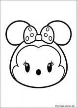 Dibujos De Tsum Tsum Para Colorear En Colorear Net Tsum Tsum Para Colorear Colorear Disney Dibujos Kawaii Para Imprimir
