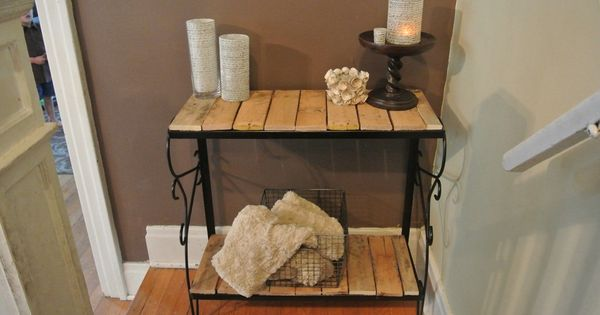 Cute Repurpose Idea For Old Fish Tank Stand Diy Ideas