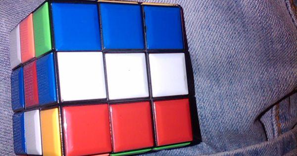 Francia Cubo Rubik Rubik Cubos
