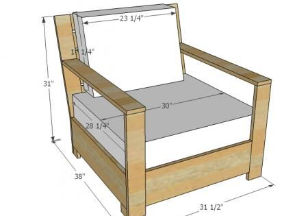 Excellent Furniture For Daily Life I Want To Make This Diy Furniture Pdpeps Interior Chair Design Pdpepsorg