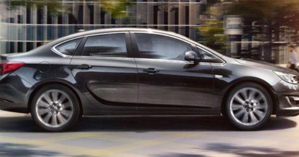 Opel Astra Sedan Astra Sedan