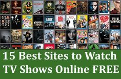 free tv shows online for free