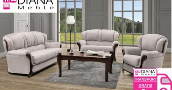 Komplet Toscania 3r 1 1 Skora Nat Transport 0 Zl 6183315476 Oficjalne Archiwum Allegro Living Room Sets Living Room Collections Wayfair Living Room Sets