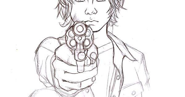 Desenho Para Colorir The Walking Dead
