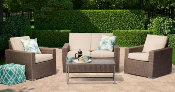 Threshold Heatherstone Patio Furniture Collection From Target