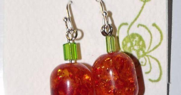 Simple, Earrings and Pumpkins on Pinterest