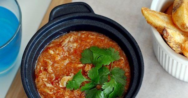 singapore chili crab dip | Picante | Pinterest | Crabs, Crab Dip and ...